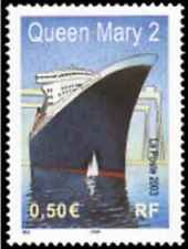 Timbre Bateaux France 3631 ** année 2003 lot 26070