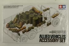 Military Plastic Model TAMIYA ALLIED Vehicles Accessory Set No 229 1:35 Sealed