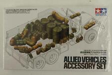 Military Plastic Model TAMIYA ALLIED Vehicles Accessory Set No 229 1:35 Sealed