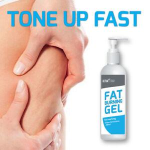 ULTRA TRIM FAT BURNING GEL – FAT BURNER GET TIGHT TONED BODY NO NEED TO DIET
