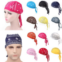 Unisex Cotton Outdoor Sports Scarf Bicycle Bike Headband Cycling Cap Pirate Hats
