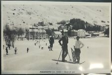 1925 - Madesimo - Gare di ski