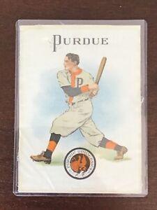 1910 S21 Murad Purdue University Baseball Tobacco Silk