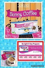 Skinny slimming coffee Garcinia Cambodia, Green Tea* 5 Days Pack Amazing Result!