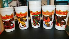 Vintage fast food collectible cups. Hardee's, KFC, McDonalds 18 total