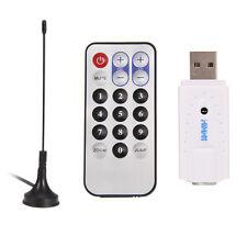 Mini RTL-SDR FM+DAB DVB-T USB Digital TV Stick RTL2832U R820T Tuner Receiver set
