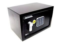 Yale Electronic Small Safe Steel Safe Digital Code Safe Key Pad Safe Deposit Box