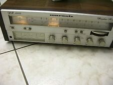 MARANTZ SR 1000 VINTAGE STEREO RECEIVER IN GOOD WORKING CONDITION