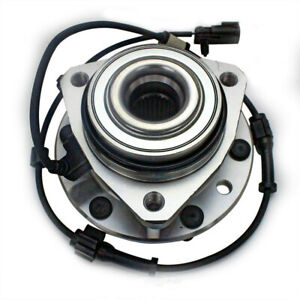 Wheel Bearing and Hub Assembly-4-Wheel ABS Front CRS Automotive Parts NT513204