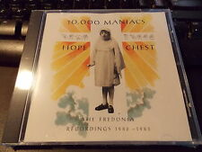 Hope Chest: The Fredonia Recordings 1982-1983 by 10 000 Maniacs(1990 Album CD,EW