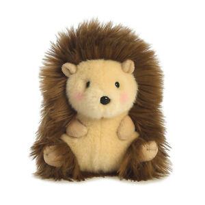"5"" Aurora World Rolly Pet Plush - Merry - Hedgehog"