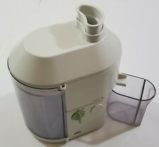 Braun MP80 Type 4290 Deluxe Centrifugal Juice Extractor - Made in Germany