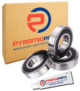 Rear wheel bearings for Kawasaki KL650 A KLR650 87-07