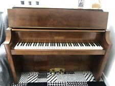 Vintage Upright Bentley Piano