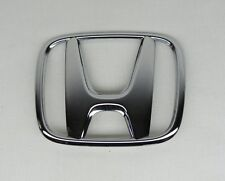 HONDA ACCORD SEDAN TRUNK EMBLEM 08-12 BACK OEM CHROME H BADGE sign symbol logo