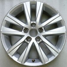 original VW Alufelge 6x15 ET40 Polo 6R0601025AJ Estrada jante cerchione llanta