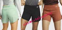 "Nike Eclipse Flex 5"" Women's Dri-FIT 2in1 Running Training Shorts Pockets Lined"
