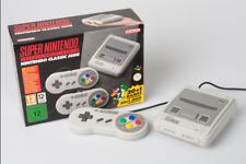 Super Nintendo Classic Mini SNES Retro Console de Jeux-Neuf UK