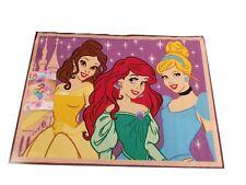 Disney Princess Decorative Bedroom Rugs Floor Mat for Girls - 39.5 x 54 Inch