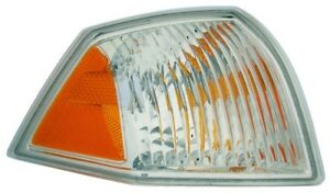 FITS 07-08 JEEP COMPASS PASSENGER FRONT RIGHT PARKING/TURN SIGNAL LIGHT ASSEMBLY