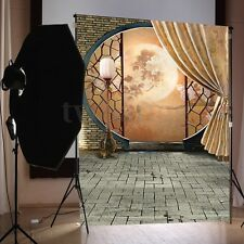 3x5FT Chinese Antiquity Moon Mid-autumn Festival Photography Backdrop Background