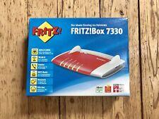 AVM FRITZBox 7330 ADSL2+ DSL VOIP Modem Gigabit Router - OVP