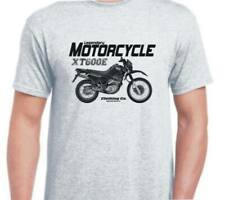 Yamaha XT600E 2002 inspired motorbike art shirt tshirt
