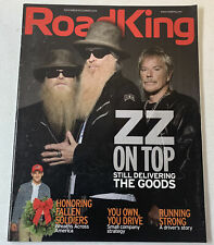 November/December 2012 Road King ~ Zz Top