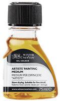 Winsor Newton Artists' Painting Medium Oil Colour Color Medium 75ml 2.5oz