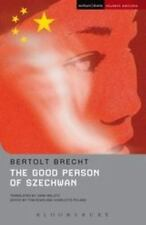 The Good Person Of Szechwan Student Editions