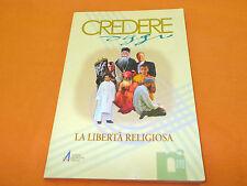 credere oggi la libertà religiosa 6/2012