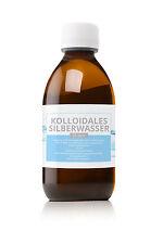 kolloidales Silberwasser *50 ppm - 250 ml argento colloidale
