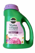 Miracle grow 9-18-9 Rose Bloom Fertilizer - 4.5 Lbs.
