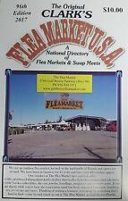 "Flea Market Directory ""The Original Clark's Flea Market U.S.A. Directory"""