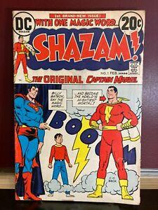 SHAZAM:  The Original Captain Marvel #1 (1973)