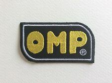A148 PATCH ECUSSON OMP 7,5*4 CM
