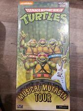 Teenage Mutant Ninja Turtles Musical Mutagen Tour NECA 2020 Convention Exclusive