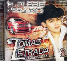 Tomas Estrada y Los Patrones El Plebe Pesado CD New Sealed