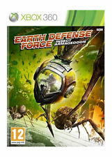 Earth Defence Force: Insect Armageddon (Microsoft Xbox 360, 2011) - European Ver