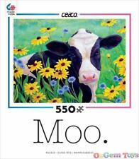 Moo Daisy Dazer Ceaco Jigsaw Puzzle  550 Piece