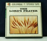 The Lord's Prayer Mormon Tabernacle Choir MQ324 Reel To Reel 7 1/2 IPS