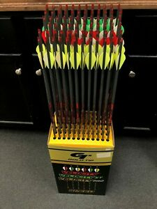 Gold Tip Velocity 340 Spine 6-Pack Bow Hunting Arrows