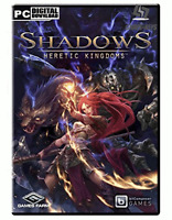 Shadows Heretic Kingdoms Steam Download Key Digital Code [DE] [EU] PC