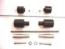 DUCATI 600 750 900SS 1000DS 2001 ON CRASH MUSHROOM SET SLIDERS BOBBINS BUNGS S3R