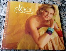 OLIVIA NEWTON-JOHN Grace And Gratitude 2006 NEW RARE CD Let Go Let God Amy Sky