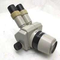 Nikon SMZ-1B Stereozoom Microscope Head Mag: 0.8x to 3.5x, w/ 10X/21 Eyepieces