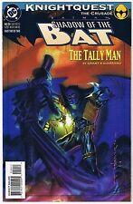 1993 Knightquest The Crusade Batman Shadow Of The Bat The Tally Man 20 Pt.2 DC
