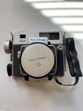 koni omega rapid Used Medium Format 220 Film Camera *read info*