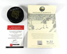 Bobby Orr Signed Official Art Ross NHL Hockey Puck Bruins Pristine Auto