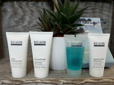 Blue Lagoon Iceland Travel/Gift Set Body 4pc+ Free Lip Balm Organic Paraben Free